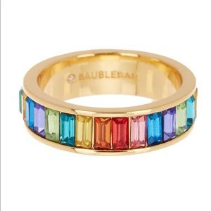BaubleBar Allese ring - size 6